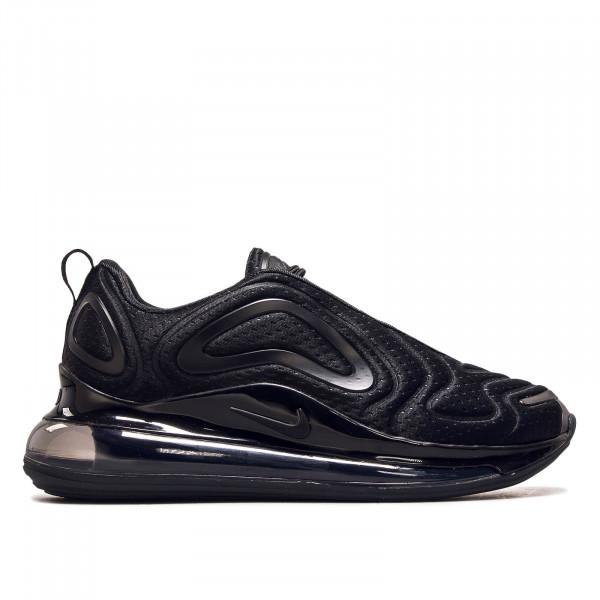 Unisex Sneaker Air Max 720 Black Black Anthrazit