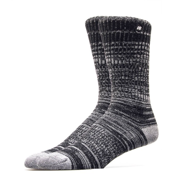 Socken 476 Grey Black