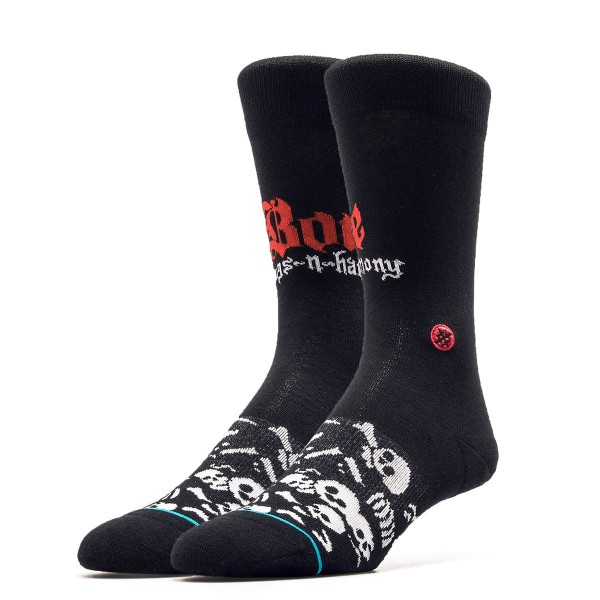 Stance Socks Anthem Bone Thugs Black