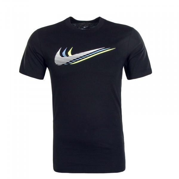 Herren T-Shirt CK4278 Black White