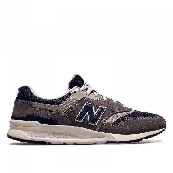 Herren Sneaker CM997 HAX Grey Navy
