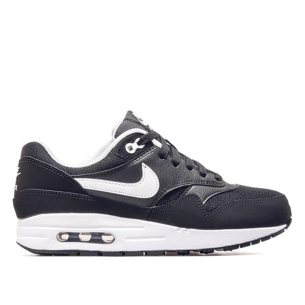 Nike Wmn Air Max 1 GS Black White