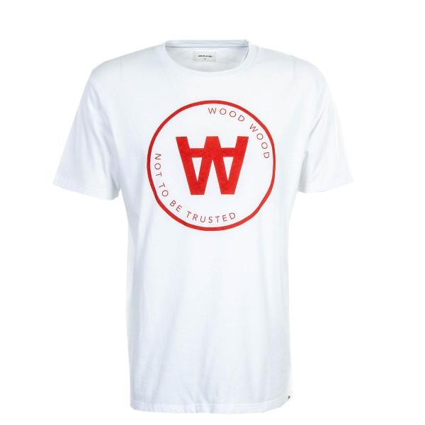 Wood Wood TS AA Seal White Red