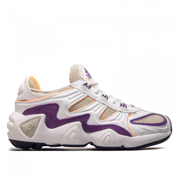 Unisex Sneaker FYW S-97 White Purple Orange