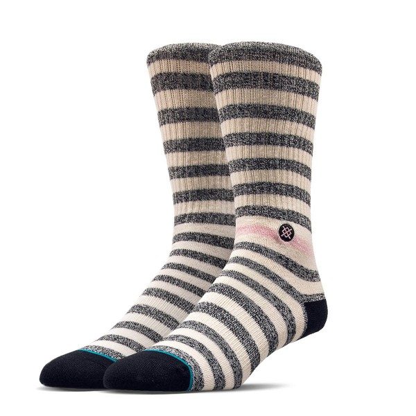 Stance Socks Foundation Honey Black Beig