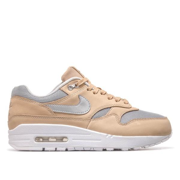 Nike Wmn Air Max 1 Vachetta Tan Silver