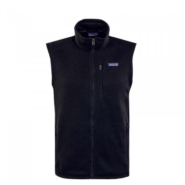 Herren Weste - Better Sweater - Black