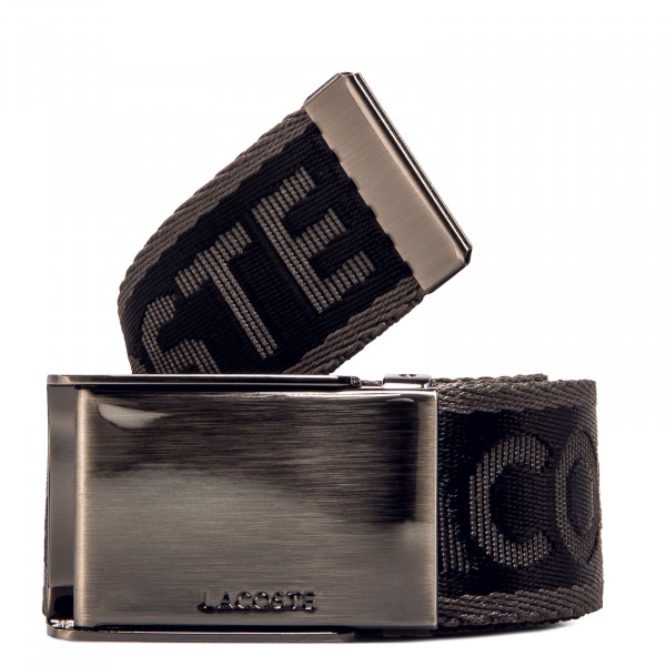 Gürtel - Webbing Belt - Black / Anthracite
