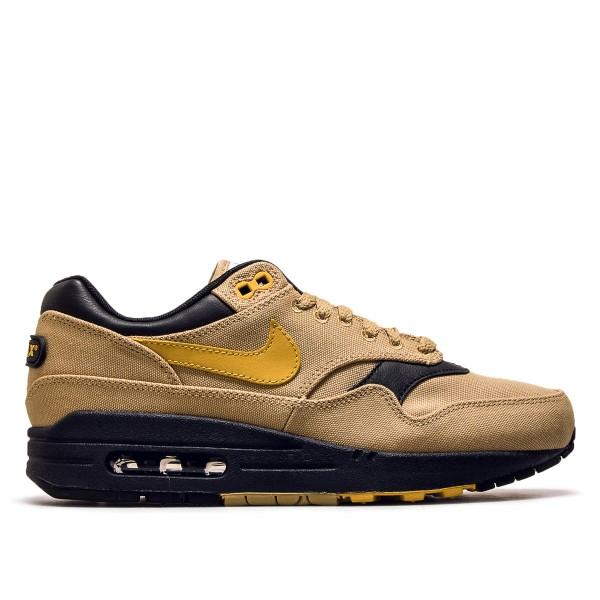 Nike Air Max 1 Premium Brown Yellow