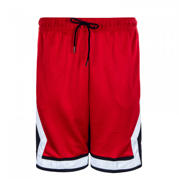 Jumpman Diamond Short Gymred White