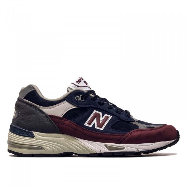 Herren Sneaker M991RKB Navy Grey Bordeaux