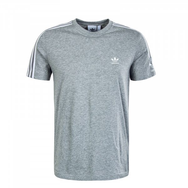 Herren T-Shirt - Tech Tee - Hether Grey White
