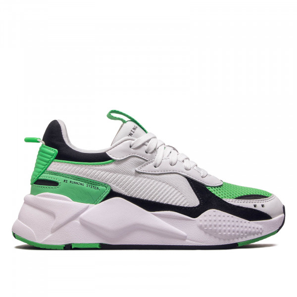 Puma RS X Reinvention White Irish Green