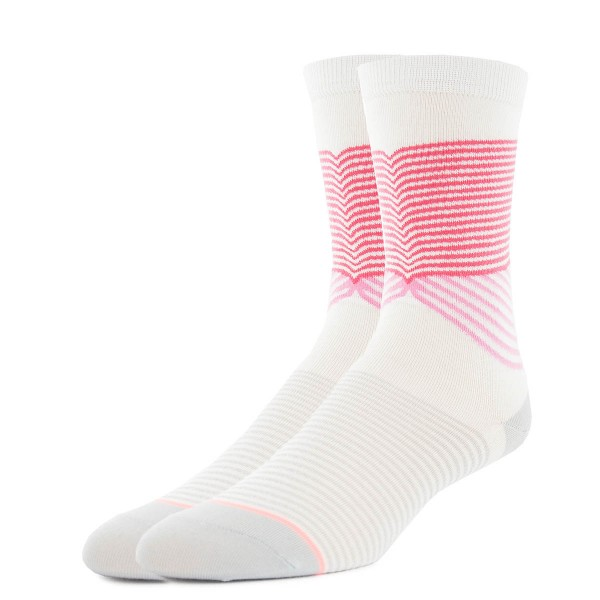 Stance Wmn Socks Ribbon Off White Multi