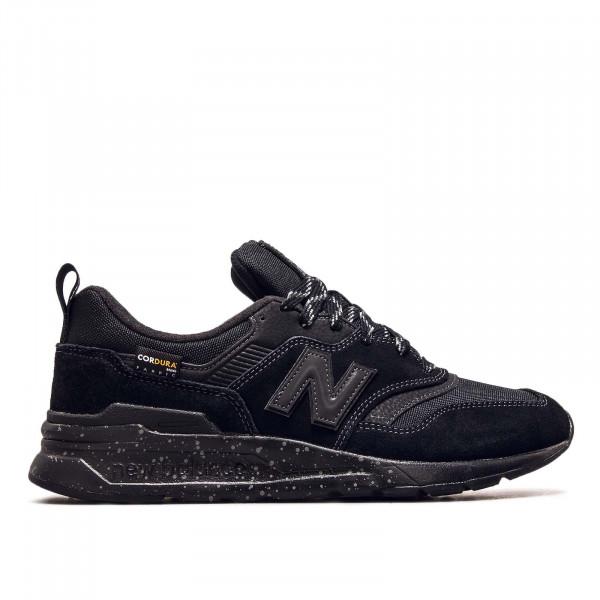 Herren Sneaker CM997 HCY Black