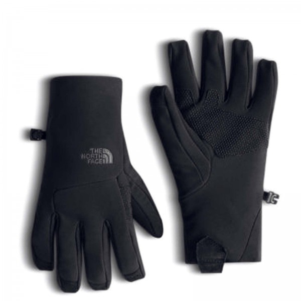 Northface Gloves Apex ETip Black