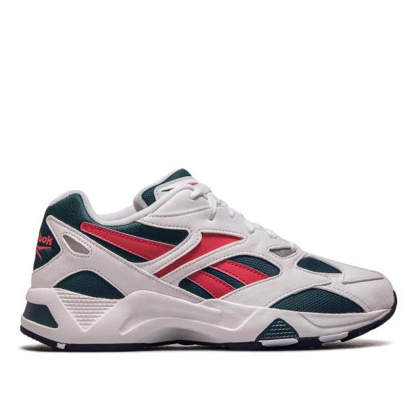 Herren Sneaker Aztrek 96 White Red Green