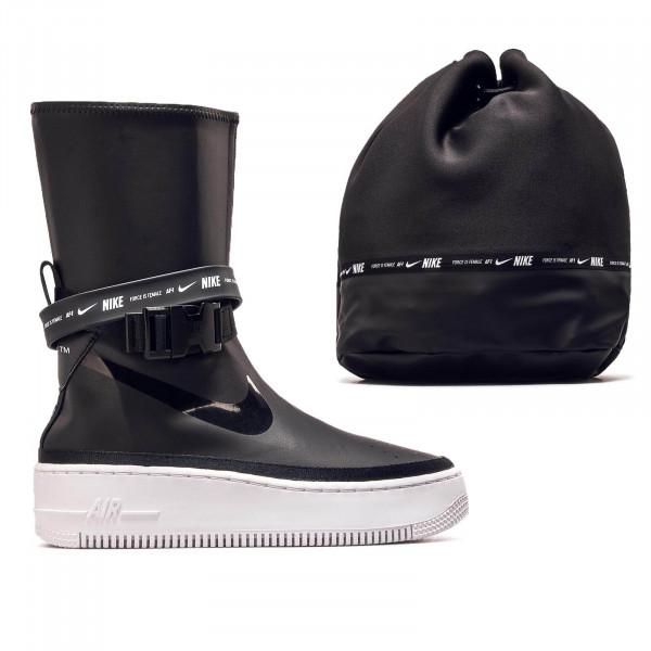 Nike Wmn AF1 Sage Hi Black Black White