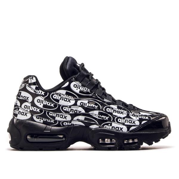Nike Air Max 95 PRM Black White