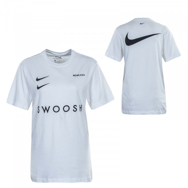 Herren T-Shirt Sportswear Swoosh CV5892 White