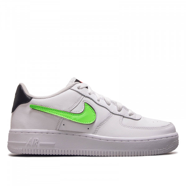 Damen Sneaker Air Force 1 LV8 3 White Patch