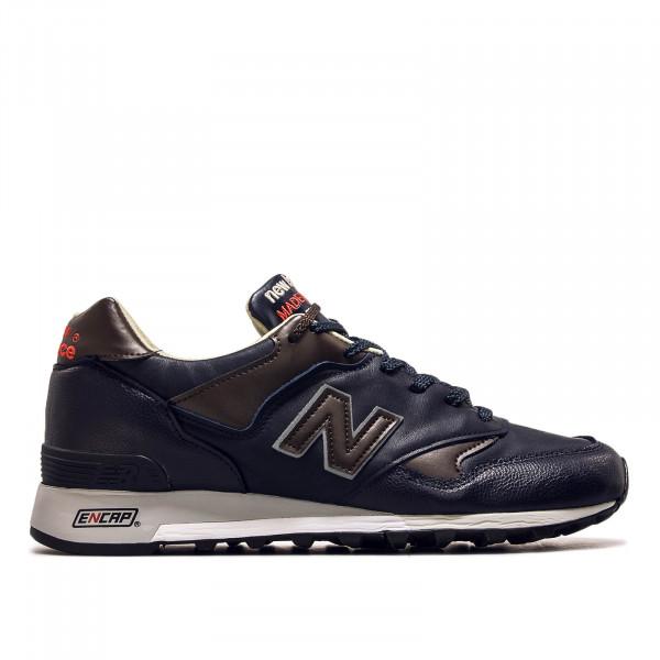 Herren Sneaker M577 GNB Navy Brown
