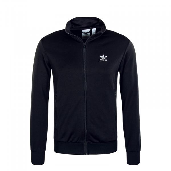 Herren Trainingsjacke Essential TT Black