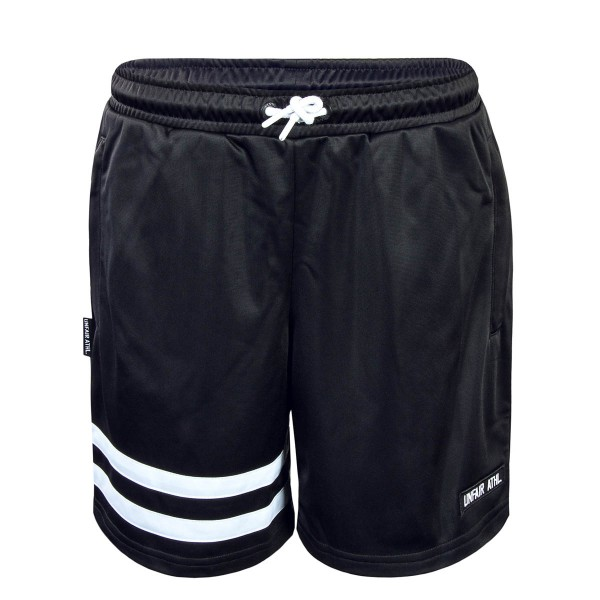 Unfair Short Athletic Black White