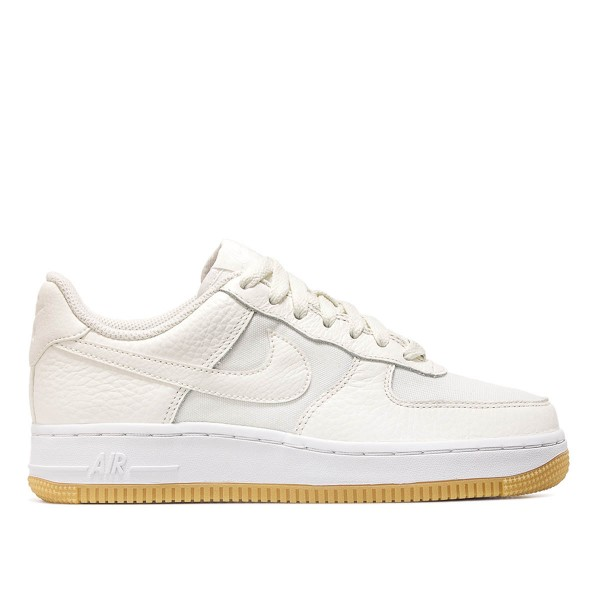 Nike Wmn Air Force 1 `'07 PRM Beige Wht