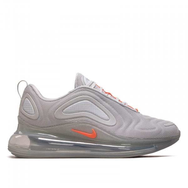 Herren Sneaker Air Max 720 Platinum Crimson