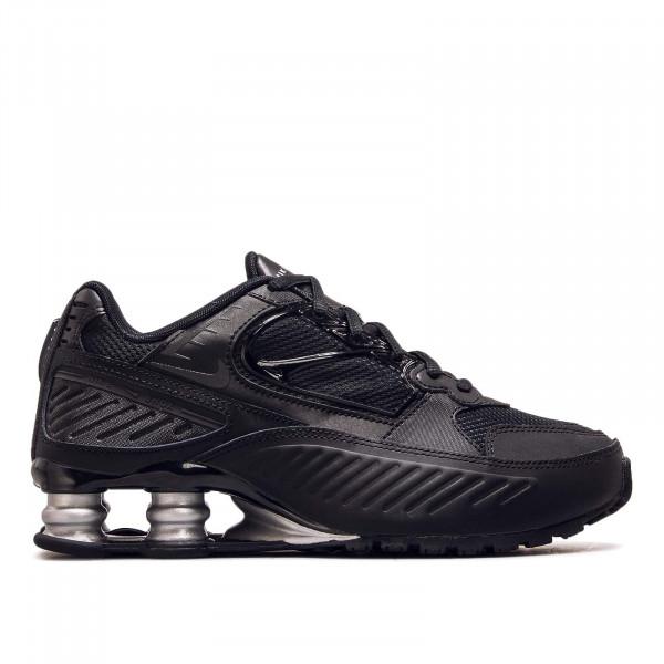 Damen Sneaker Shox Enigma 9000 Black Silver