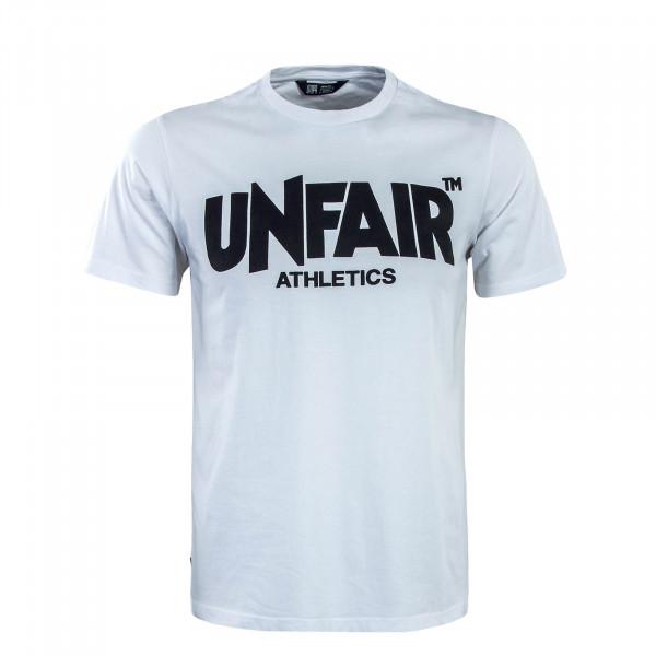 Unfair TS Classic Label White