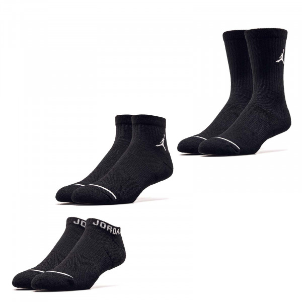 3er-Pack Socken Everyday Max WF Black