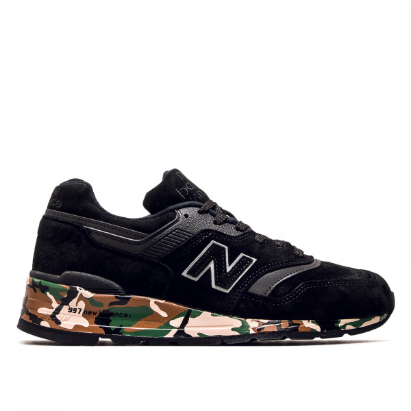 New Balance M997 CMO Black Camo