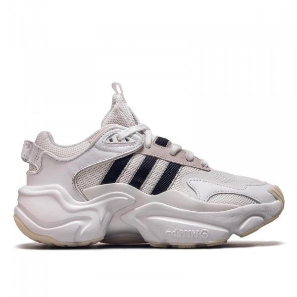 Damen Sneaker Magmur Runner White Black