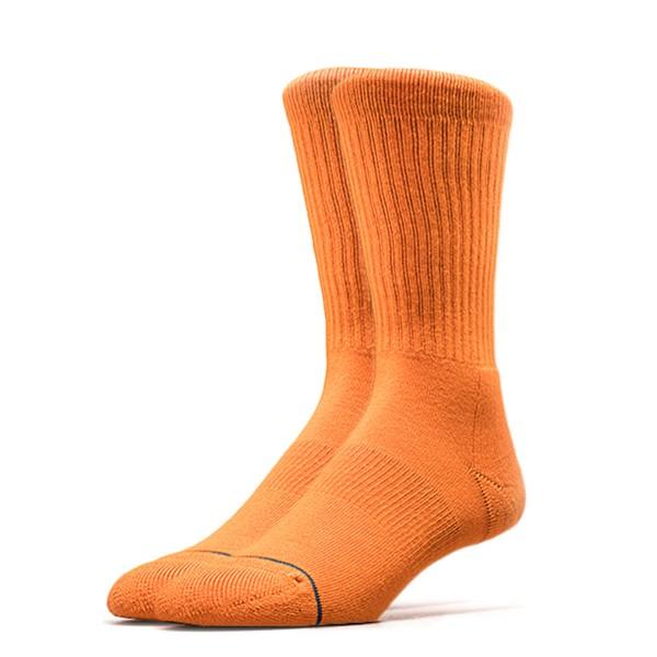 Socken - Uncommon Solids Icon - Orange