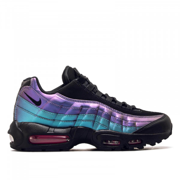 Air Max 95 PRM Black Laser Fuchsia