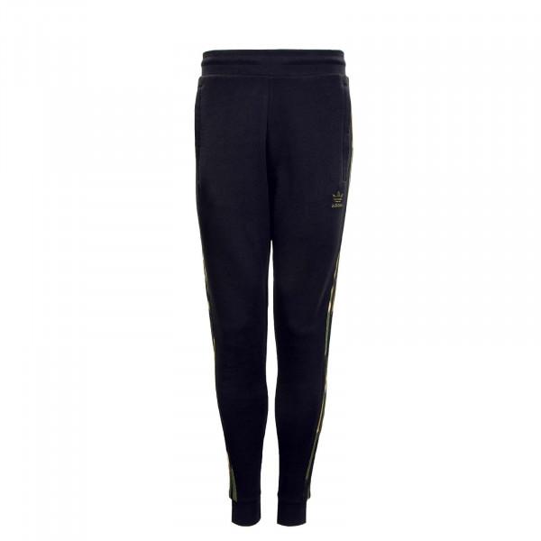 Herren Jogginghose - Camouflage Sweat Pant - Black WilPin Multico
