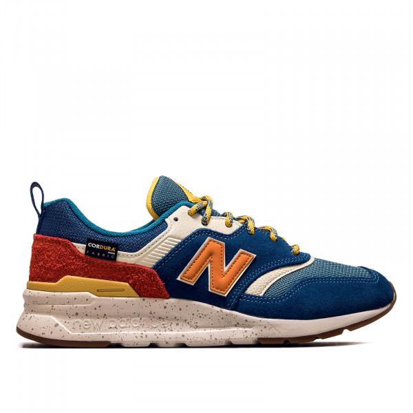 Herren Sneaker CM997 HFB Blue Orange