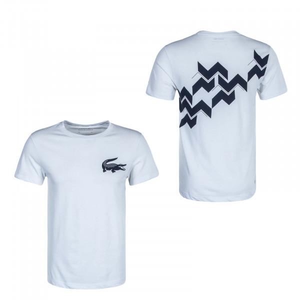 Herren T-Shirt - 2246 - White Marine