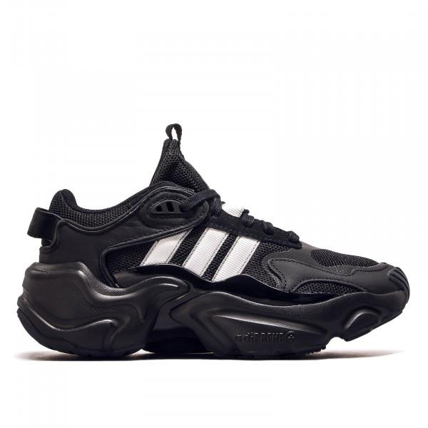 Damen Sneaker Magmur Runner W Black White