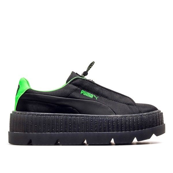 Fenty Wmn Cleated Creeper Surf BlackGree