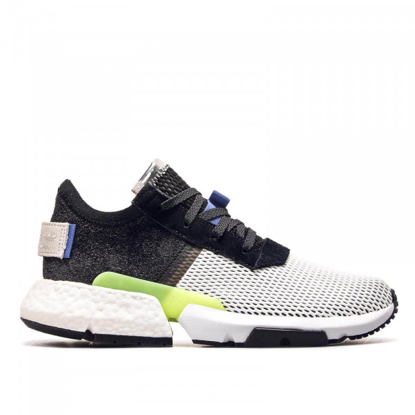 Adidas POD S3.1 Black White