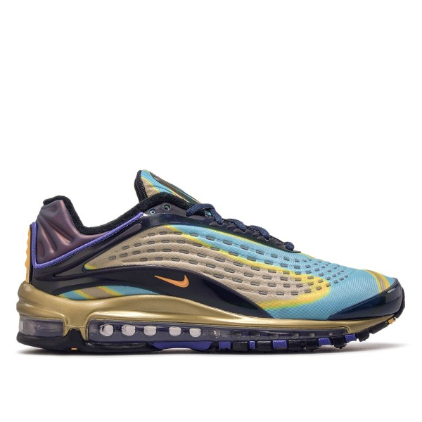 Nike Air Max Deluxe Midnight Orange Gold