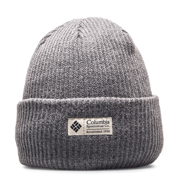 Columbia Beanie Lost Lager Mystery Grey