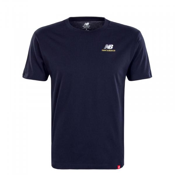 Herren T-Shirt - Essen Embr - Navy