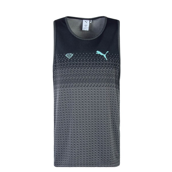Puma x Diamond Tank Black White