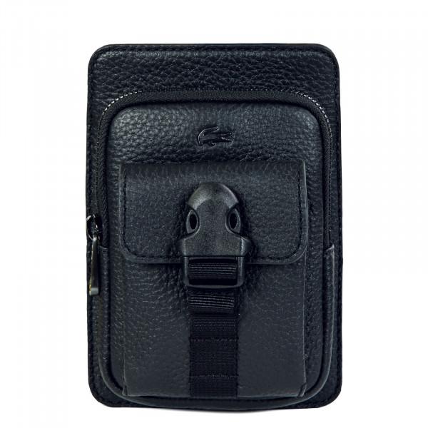 Necklace Phone Wallet - Black