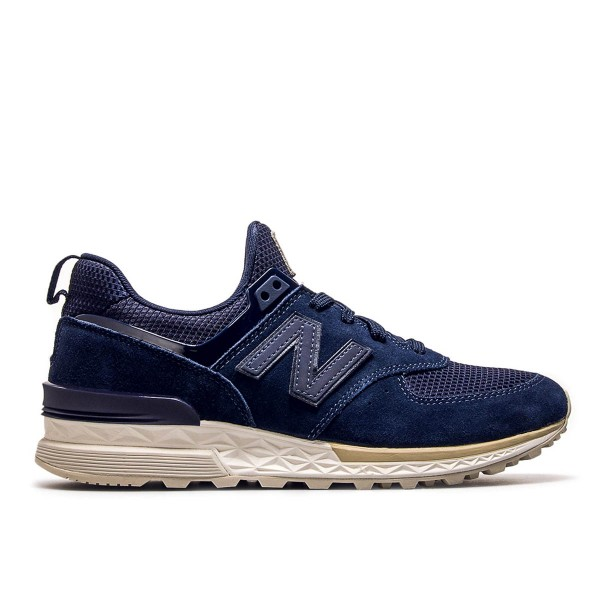 New Balance MS 574 FSL Navy Beige