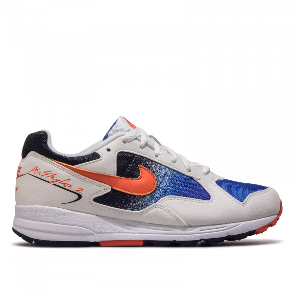 Nike U Air Skylon II White Red Blue